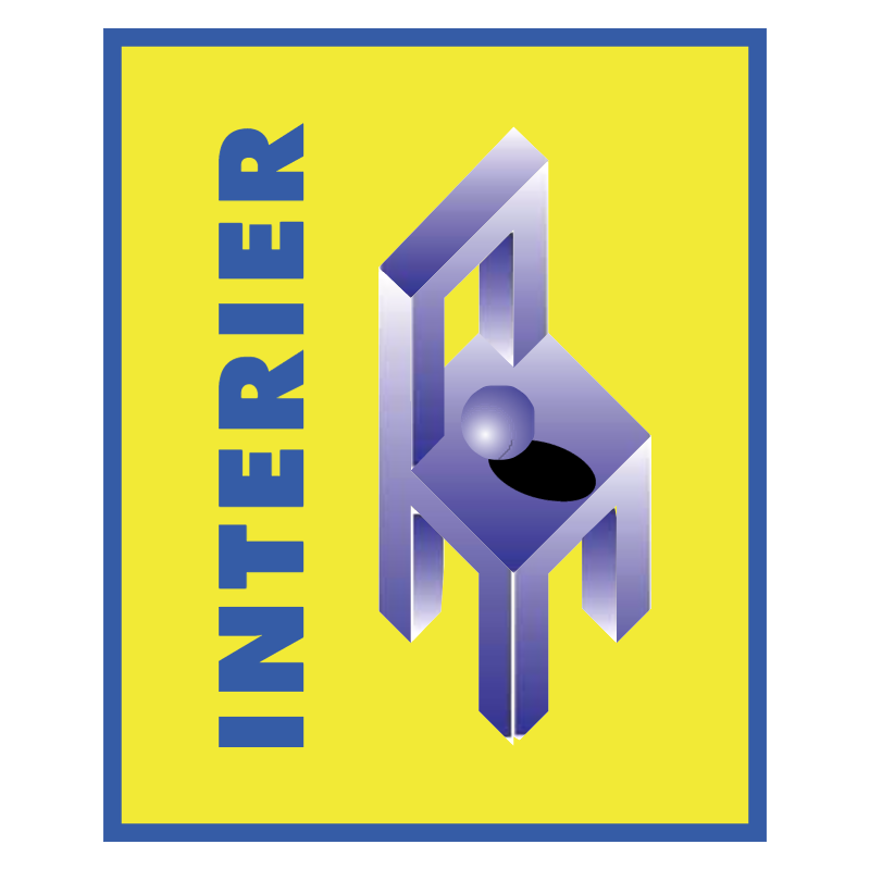 Interier vector logo