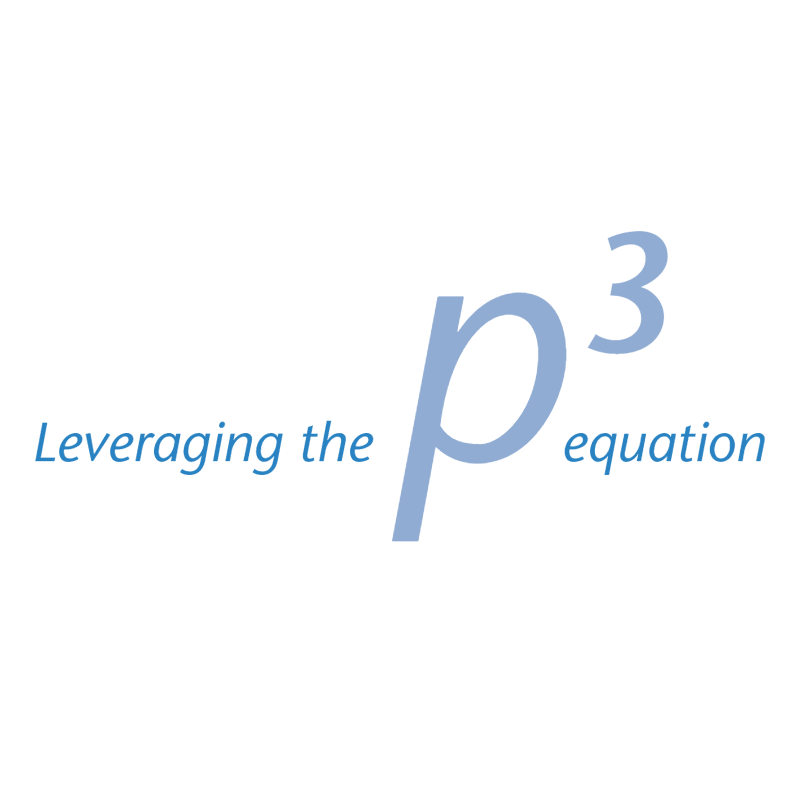 Leveraging the p3 equation