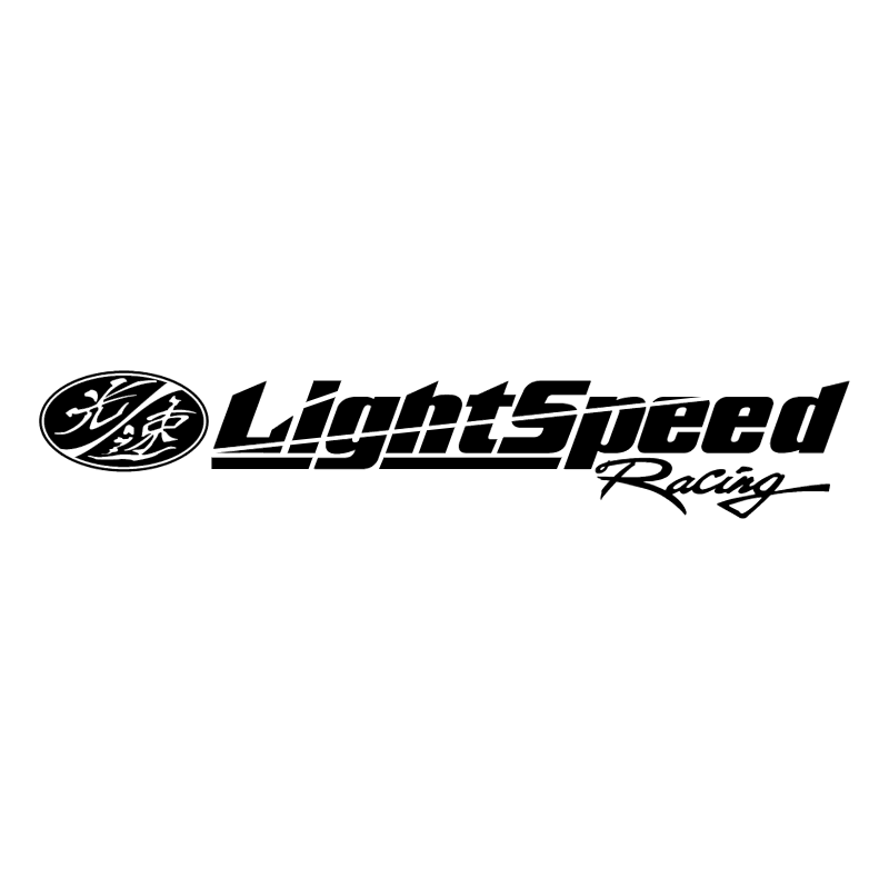 Light Speed Racing vector