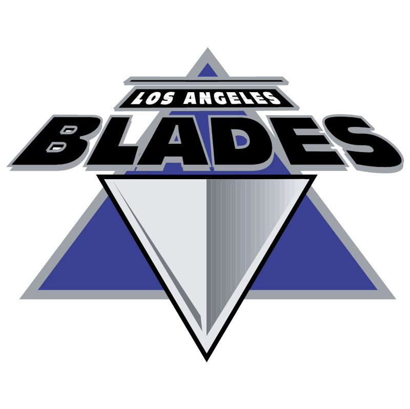 Los Angeles Blades vector