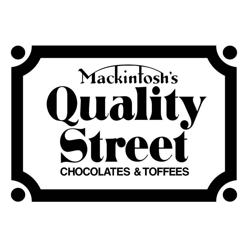 Mackintosh's Quality Street vector