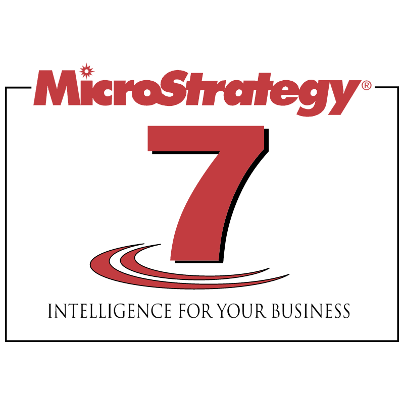 MicroStrategy 7 vector