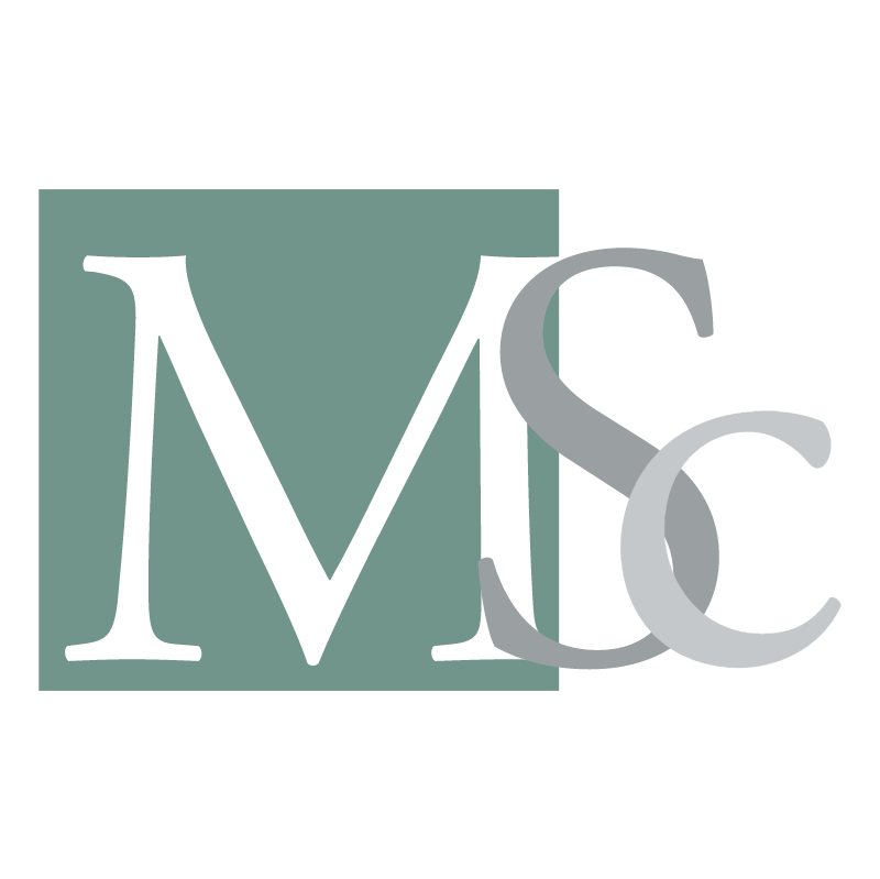 MSC vector logo