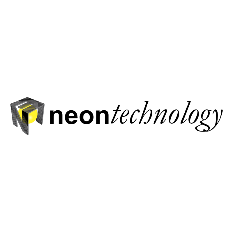 Neon Technology vector