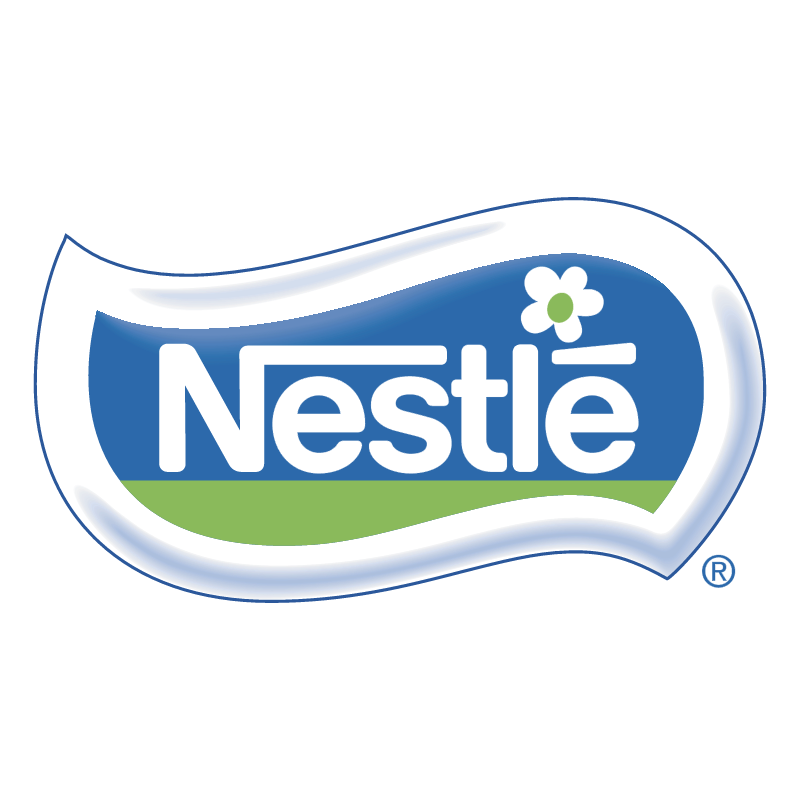 Nestle Milk vector logo