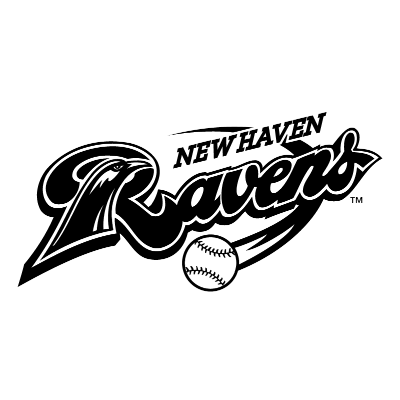 New Haven Ravens vector logo