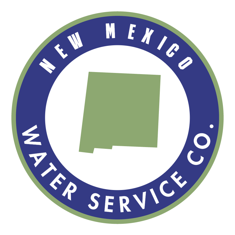 New Mexico Water Service vector