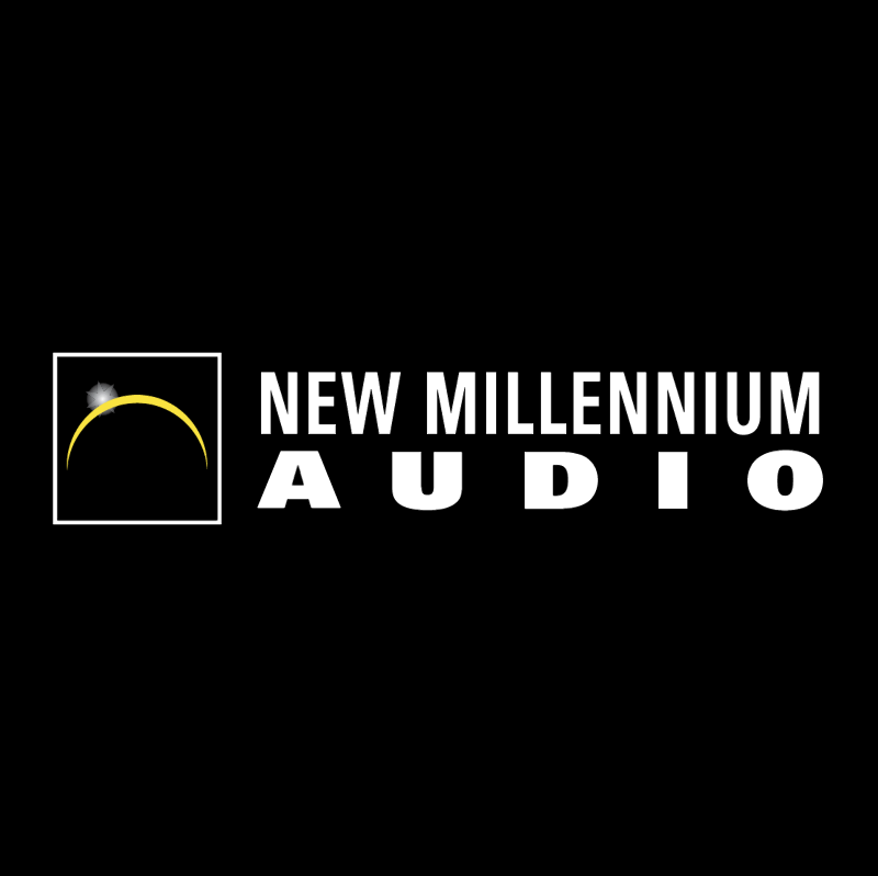New Millennium Audio vector logo