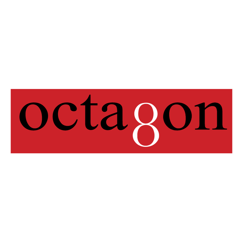 Octagon vector