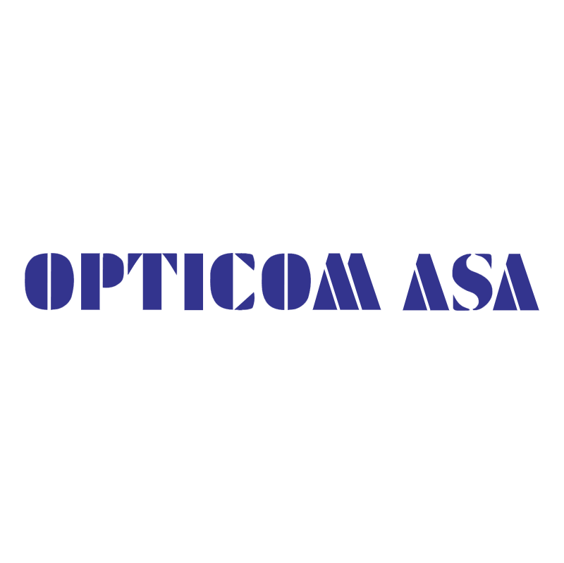 Opticom vector logo