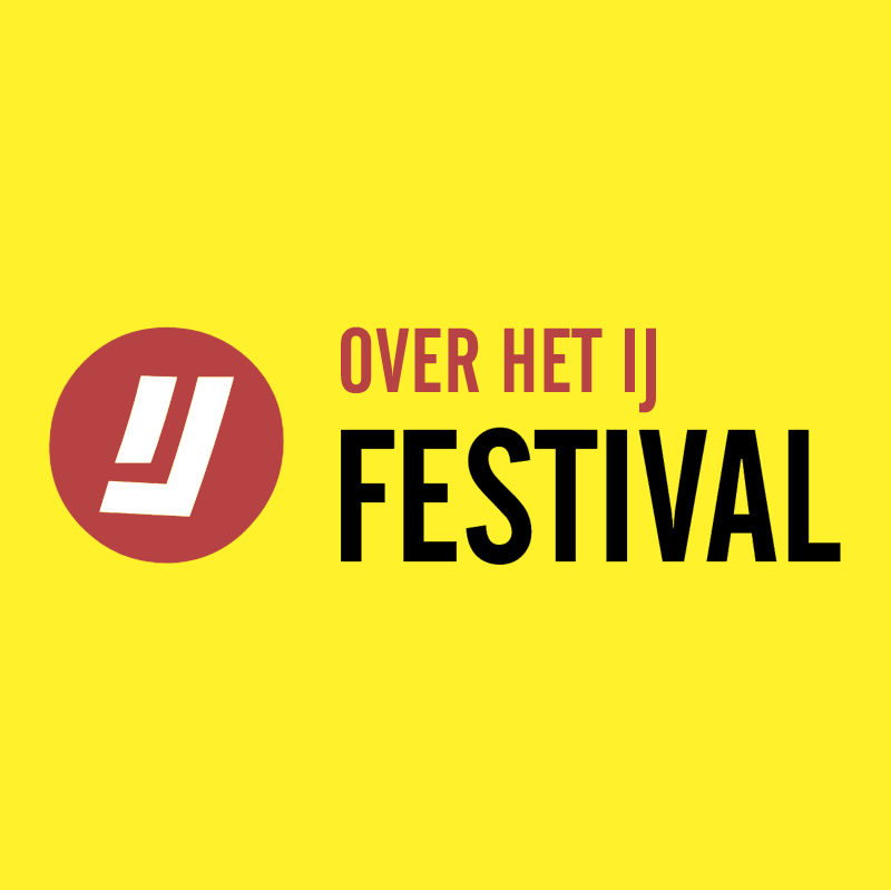Over het IJ Festival vector logo
