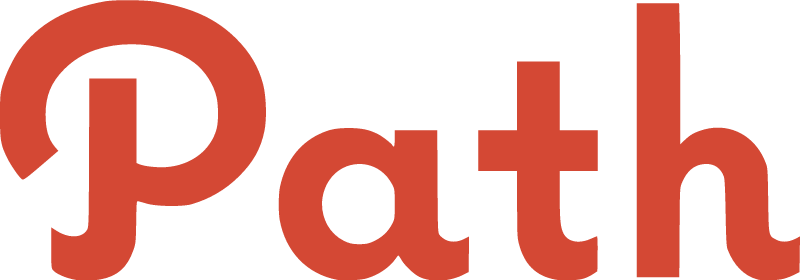 Path vector logo