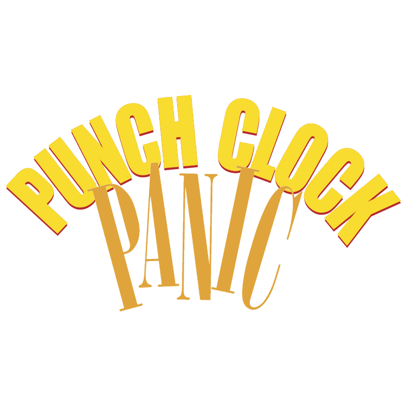 Punch Clock Panic vector logo