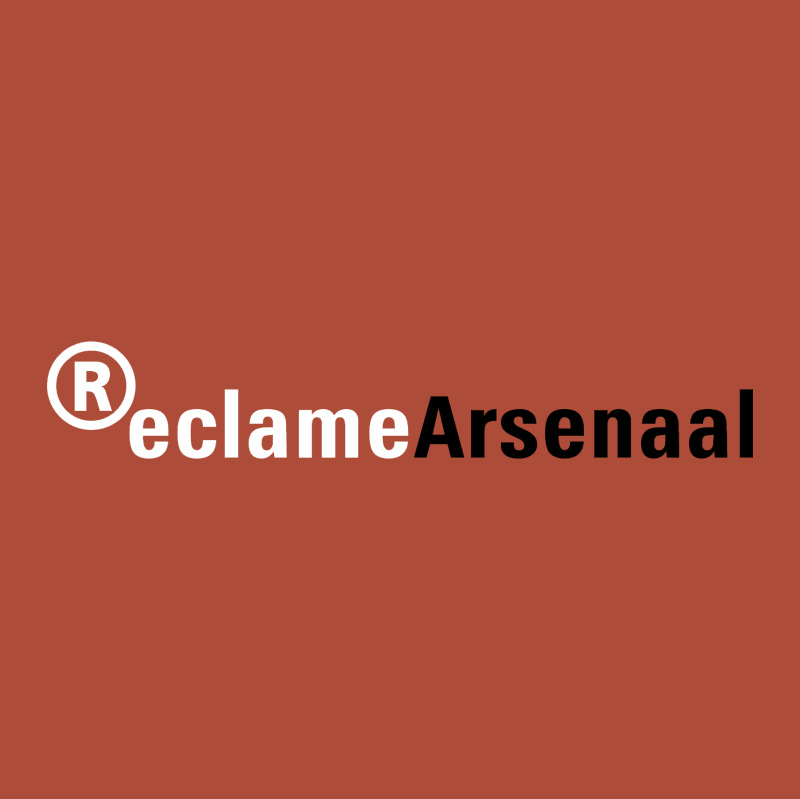 Reclame Arsenaal vector