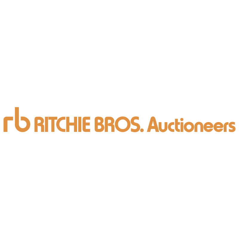 Ritchie Bros Auctioneers vector logo