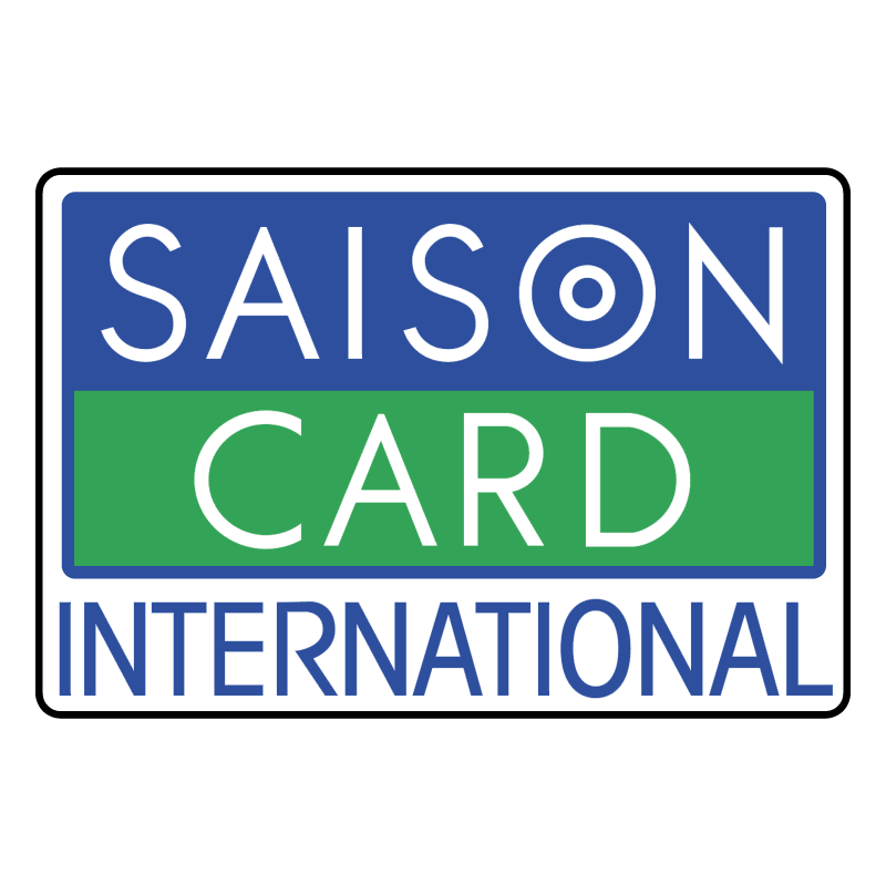 Saison Card vector logo