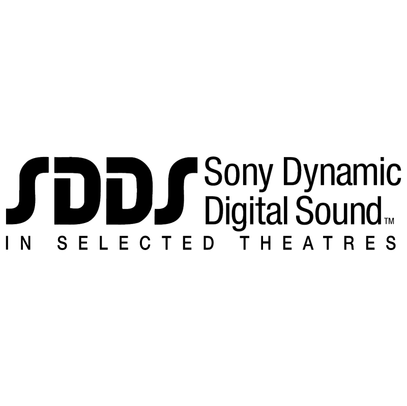 SDDS Sony Dynamic Digital Sound vector