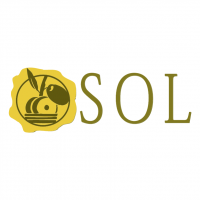 SOL food oil saloon vector