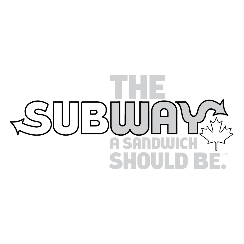 Subway vector logo