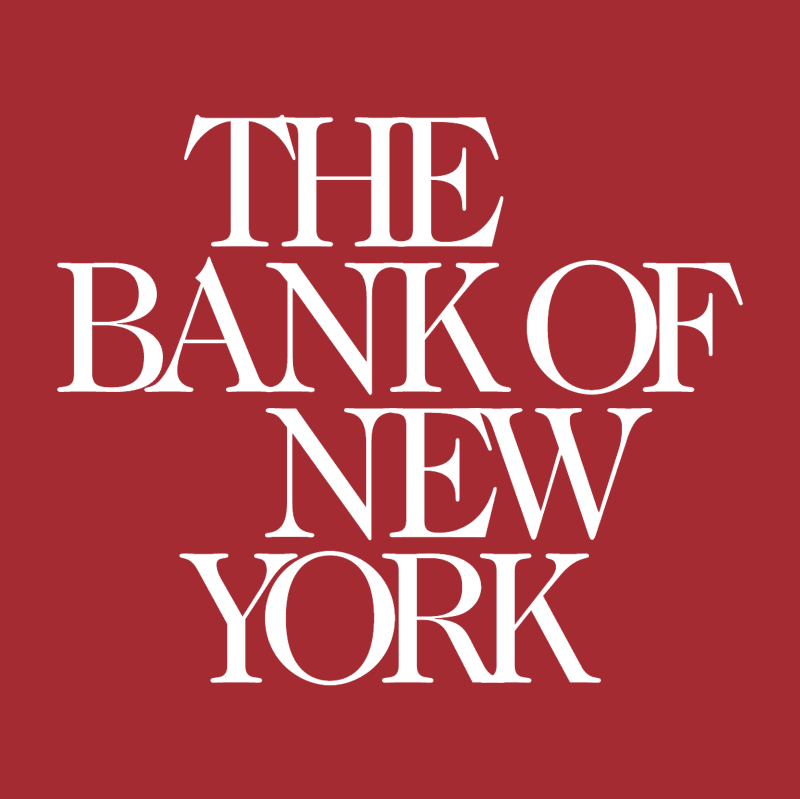The Bank Of New York vector logo