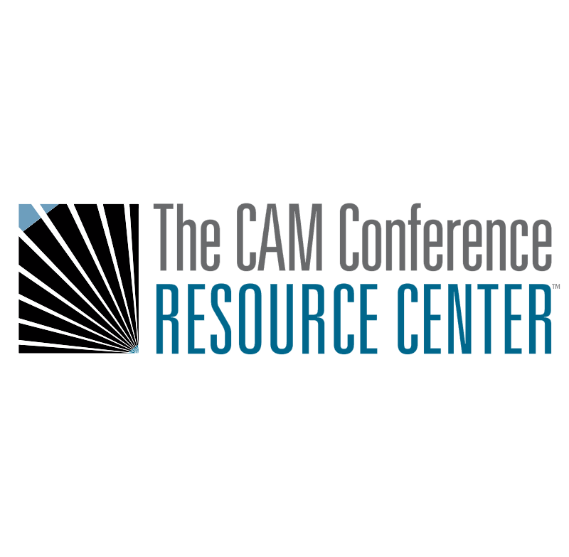 The CAM Conference logo