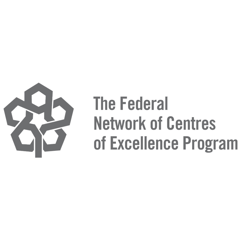 The Federal Network of Centres of Excellence Program vector logo