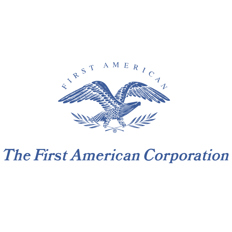 The First American Corporation vector logo