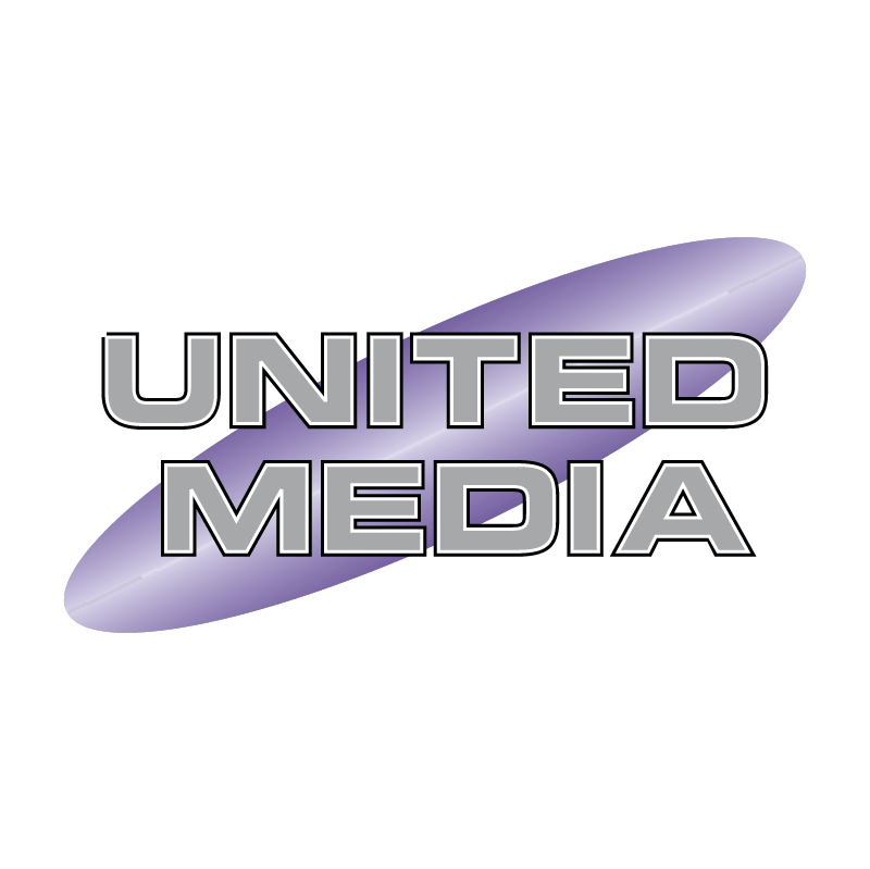 United Media vector logo