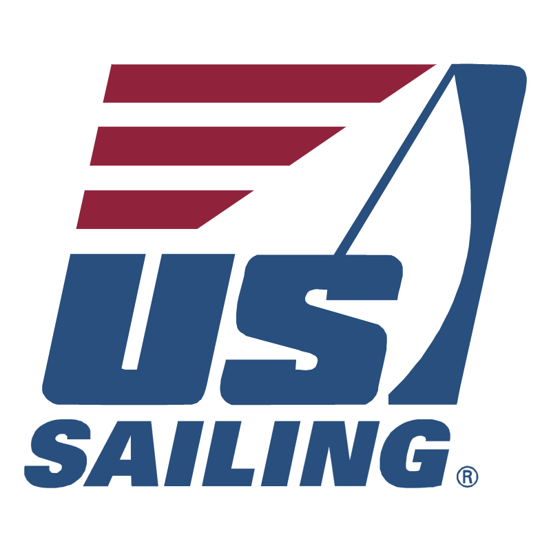 US Sailing vector