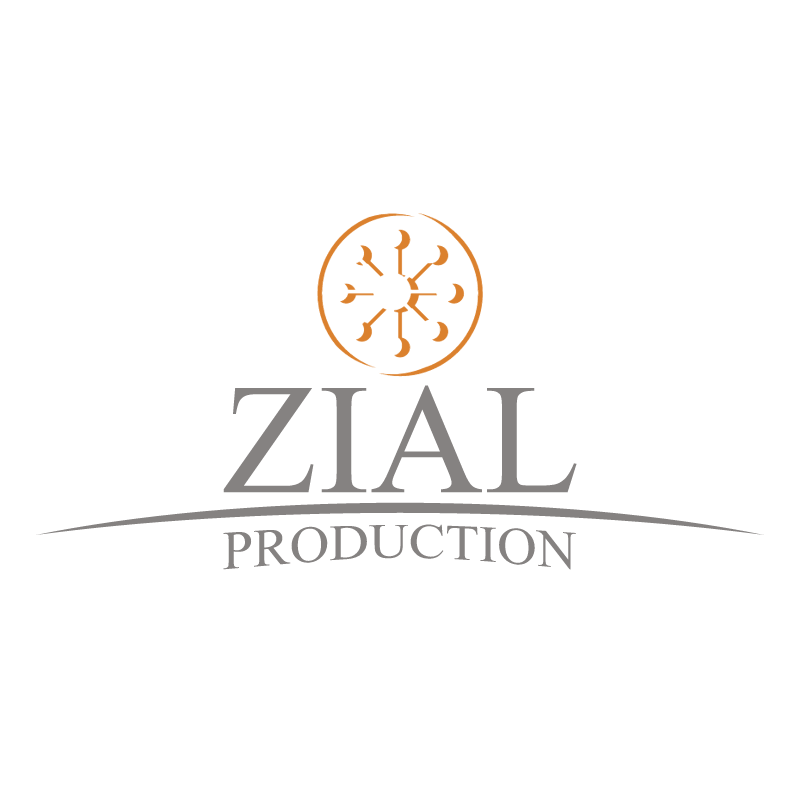 Zial Production vector logo