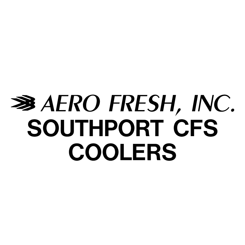 Aero Fresh 84716 vector logo