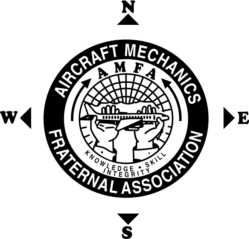 Aircraft Mechanics FA logo