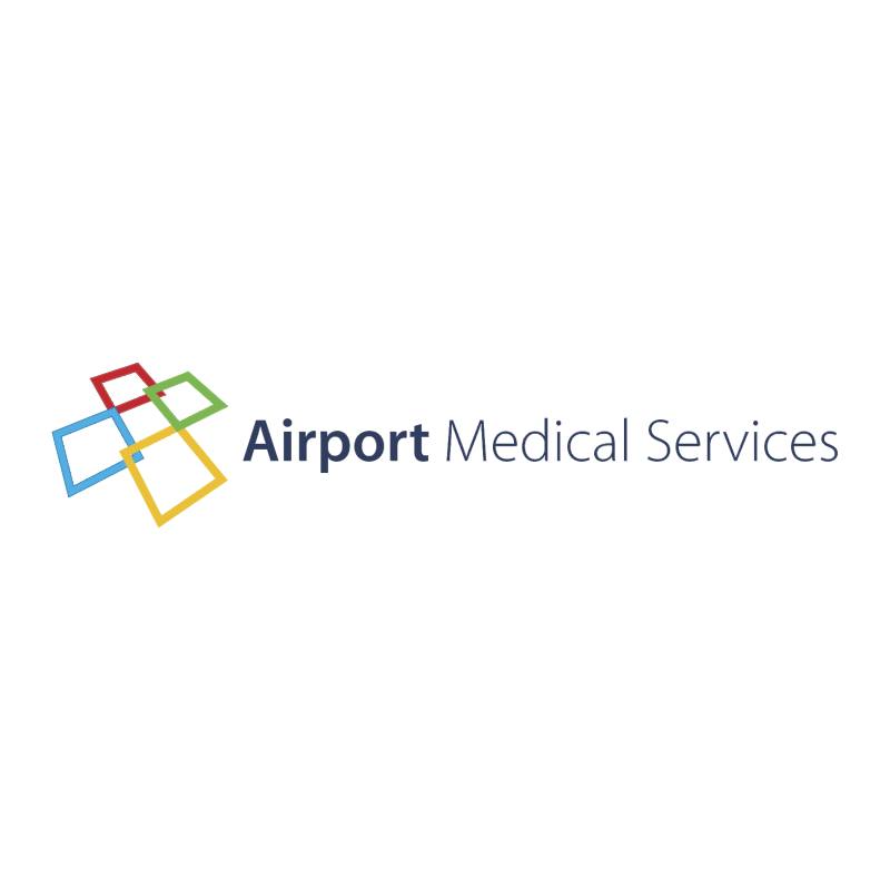 Airport Medical Services 67219 vector