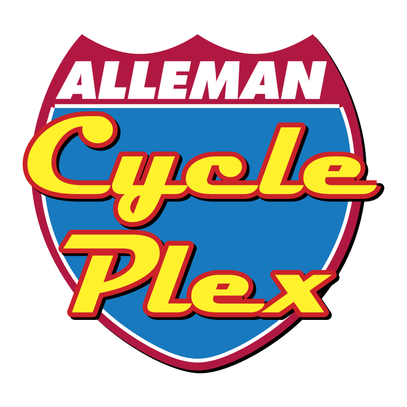 Alleman Cycle Plex 71822 vector
