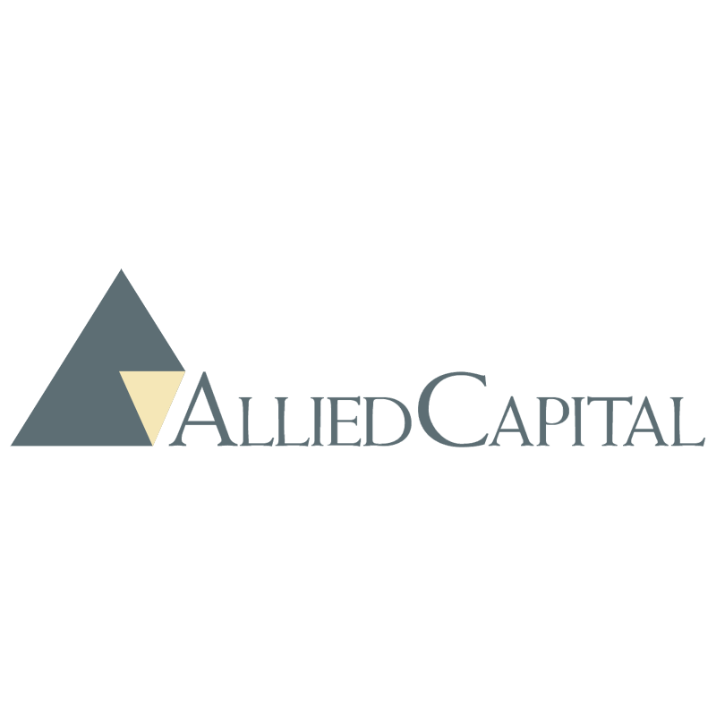 Allied Capital vector