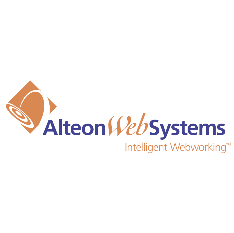 Alteon Web Systems 35836 logo