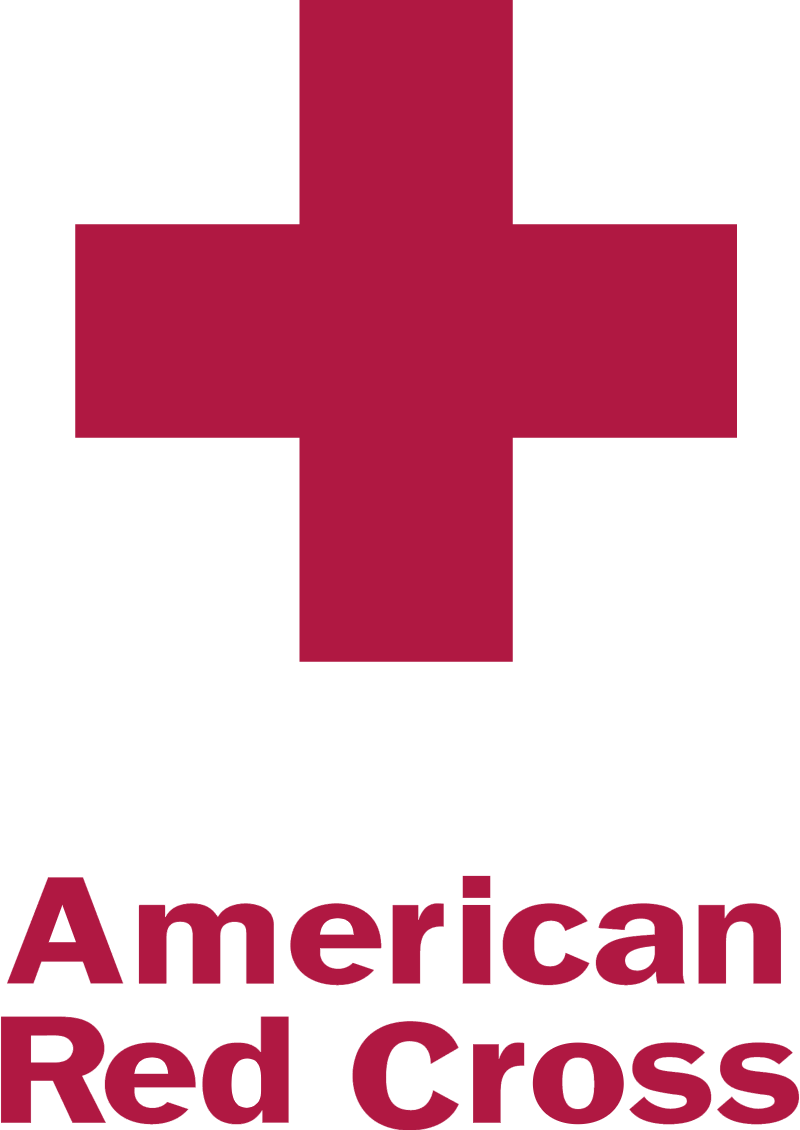 Amer Red Cross logo