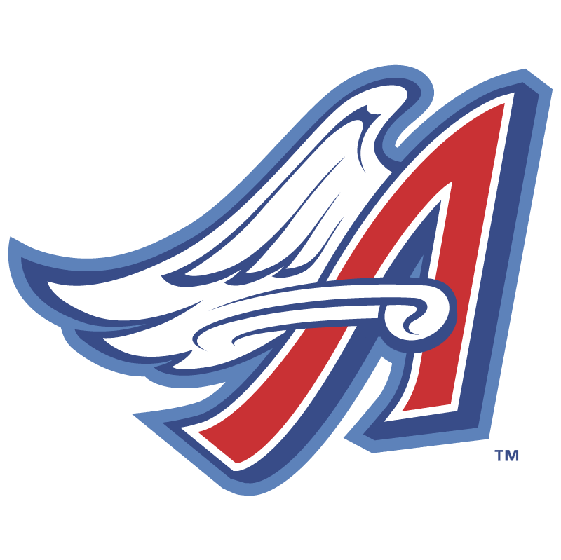 Anaheim Angels 20476 vector