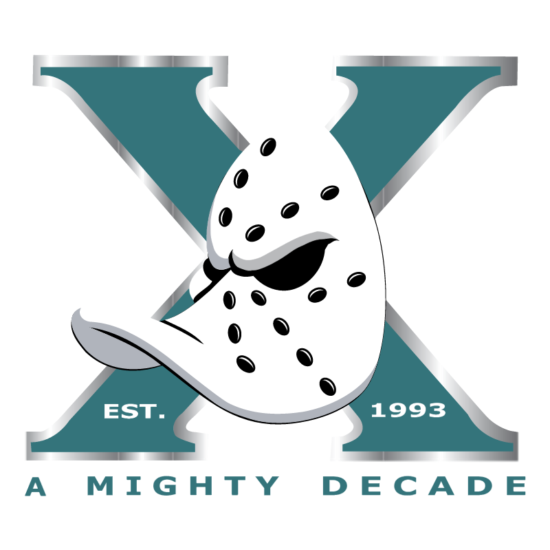Anaheim Mighty Ducks vector logo