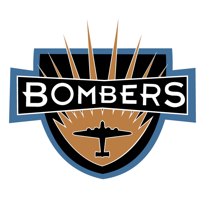 Baltimore Bombers vector logo