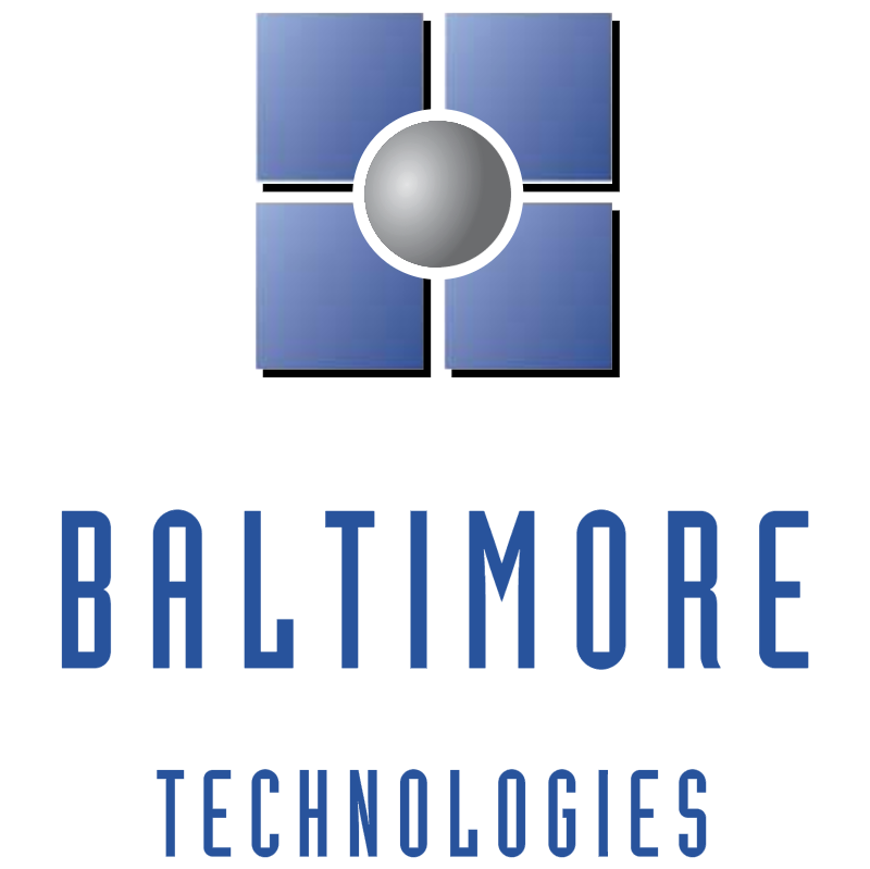 Baltimore Technologies vector