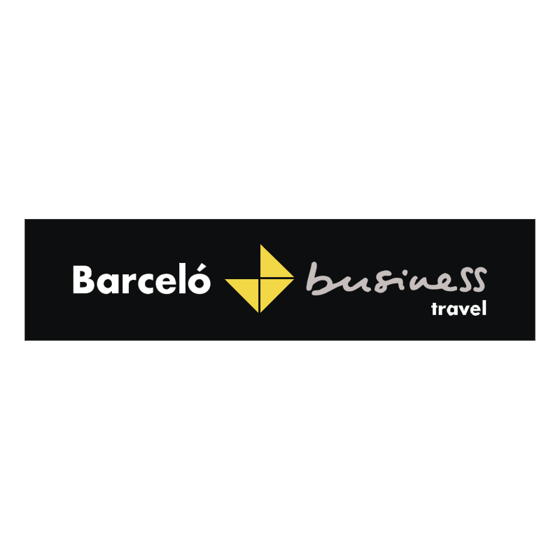 Barcelo Business Travel vector