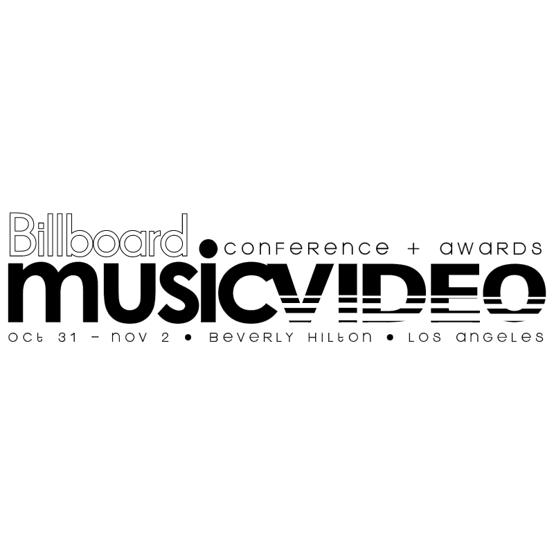 Billboard Musicvideo Conference logo