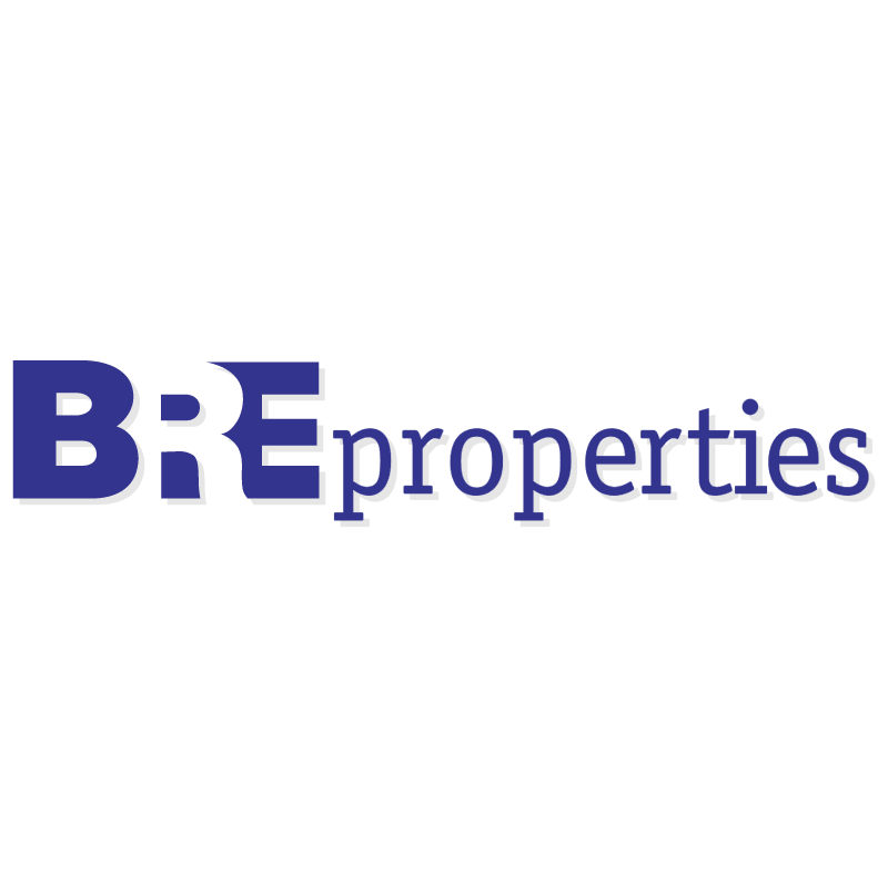 BRE Properties 8909 vector