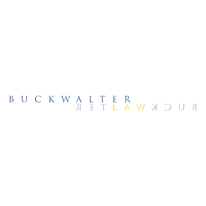 Buckwalter vector logo
