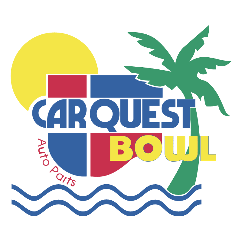 Carquest Bowl vector
