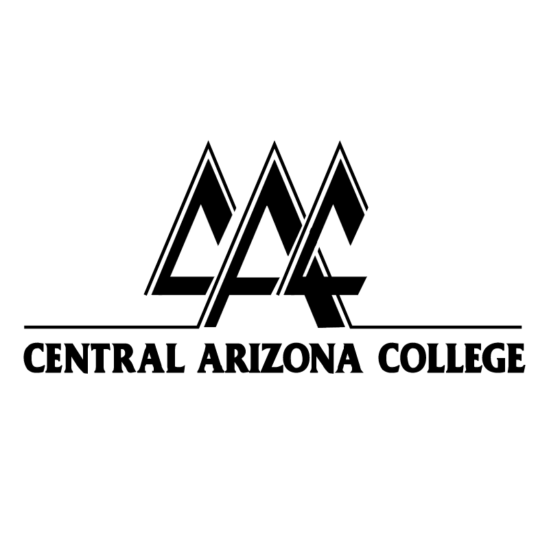 Central Arizona College vector