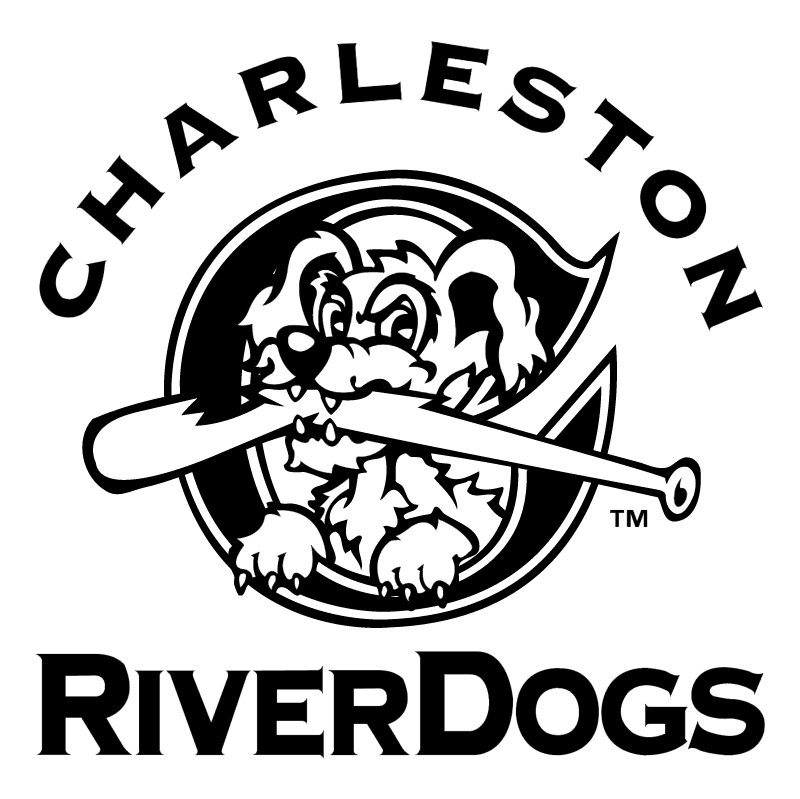 Charleston RiverDogs vector