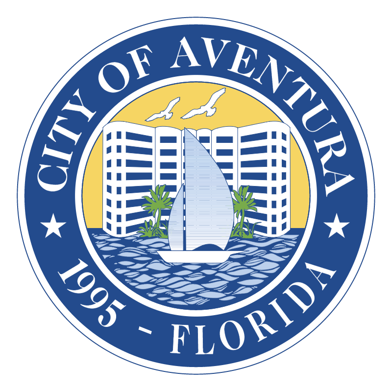 City of Aventura, Florida vector