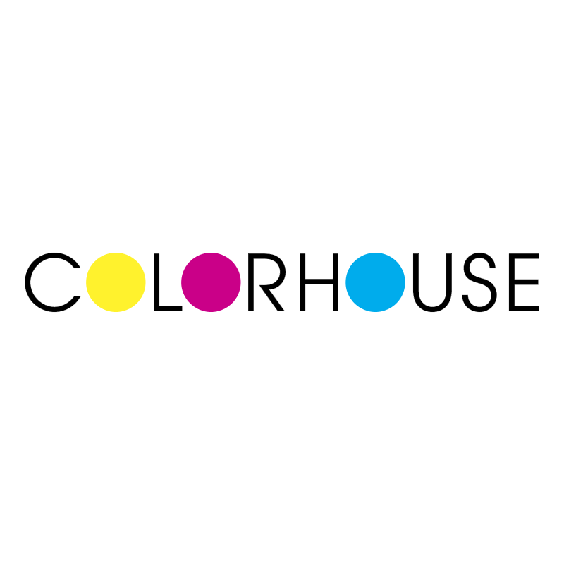 Colorhouse vector logo